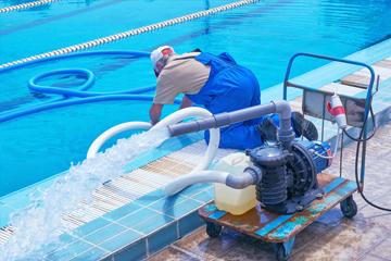 pool boy cleaners