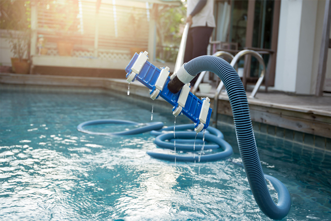 pool maintenance corby gould pools